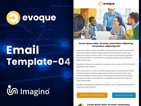 Evoque HubSpot Email Templates